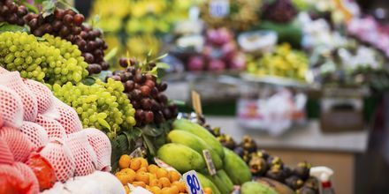 Fruktmarked