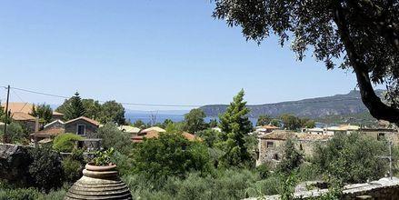 Utsikten fra Pierides