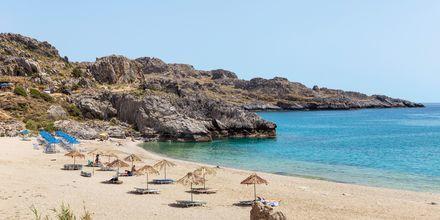 Bad i det herlige klarblåe vannet i nærheten av Plakias på Kreta!