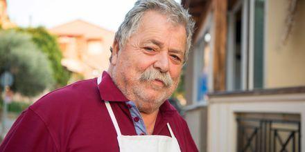 Gresk mat av greske kokker!