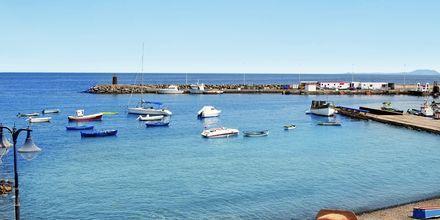 Havnen i Playa Blanca