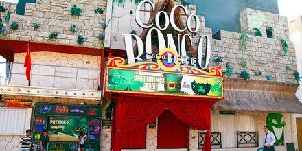 Diskotek i Playa del Carmen