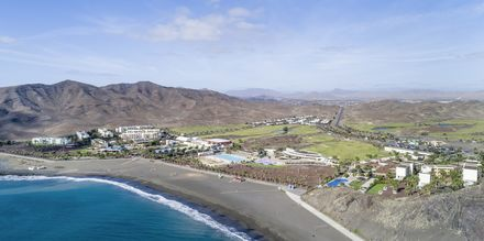 Stranden ved Playitas Resort