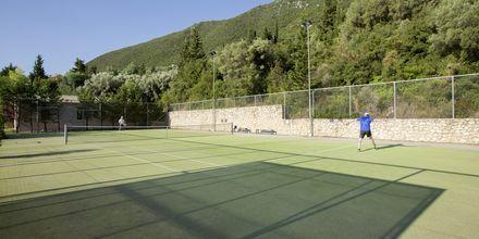 Flere tennisbaner på hotellet