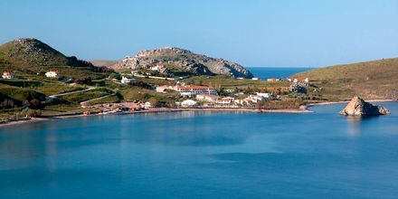 Porto Myrina – powered by Playitas