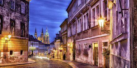 Praha i Tsjekkia.