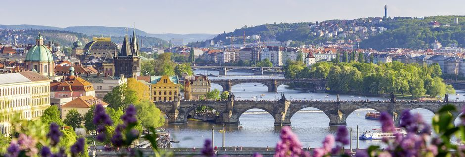 Praha i Tsjekkia – et fantastisk og koselig weekend-reisemål.