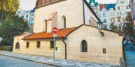 Det jødiske kvartalet i Praha, Tsjekkia.