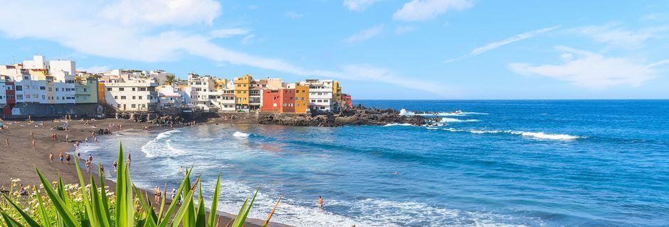 Premiumreiser Tenerife