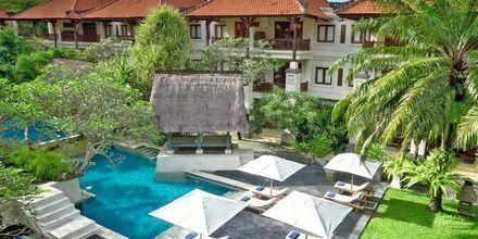 Puri Santrian i Sanur på Bali