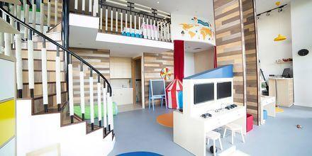 Barneklubben holder til i flotte lokaler
