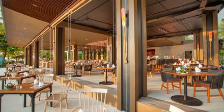 Hovedrestauranten Sassi's Beach Club