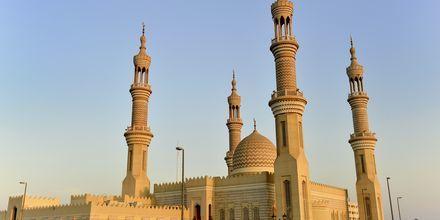 Moskéen i Ras al Khaimah