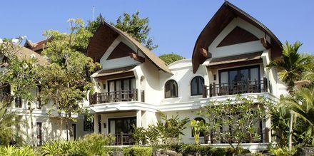 Klassiske thailandske bungalows