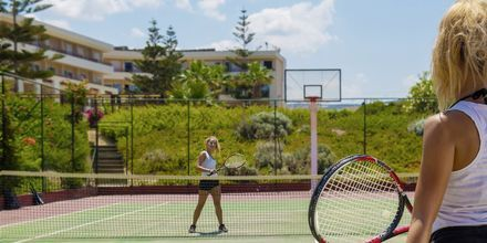 Tenis på hotellet