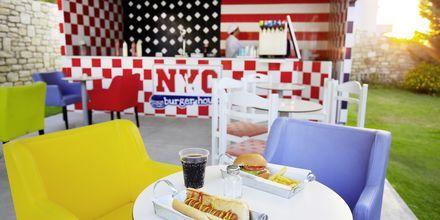 Snackbaren NYC Burger
