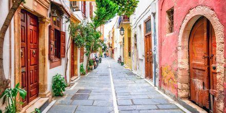 Koselige gater i gamlebyen