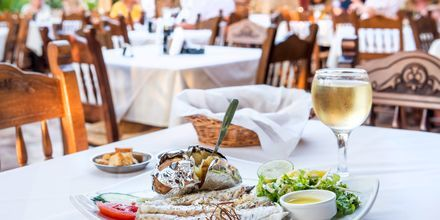 Mat på gresk!