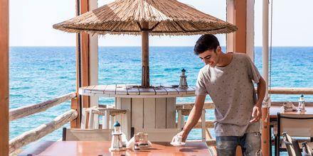 Restaurant med utsikt