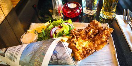 Forvent deg mye (og god) fisk på ferien i Reykjavik.