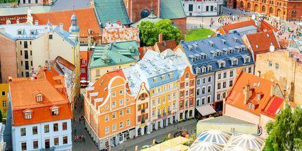 Riga sett ovenfra.
