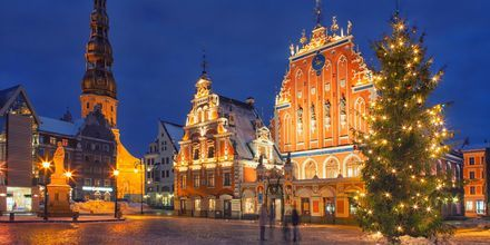 Jul i Riga – en superkoselig opplevelse.