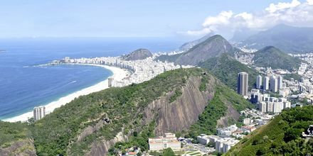 Utsikt over Rio de Janeiro