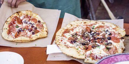 Italiensk pizza – slik vi elsker den.