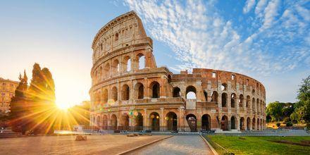 Colosseum i Roma – bare en av mange severdigheter i Roma, Italia.