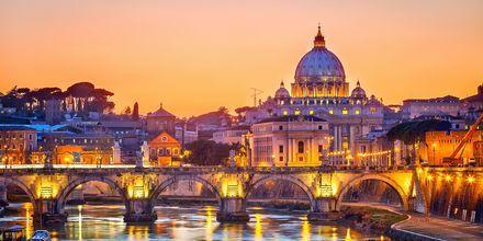 Vatikanstaten i Roma, Italia