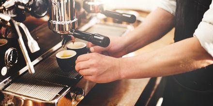"""Espresso i Roma – """"et must"""" for kaffeelskeren."""