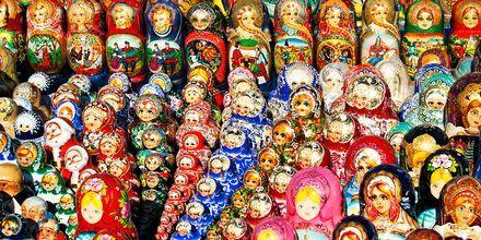 Den mest russiske souveniren av dem alle – matruskjadukkene