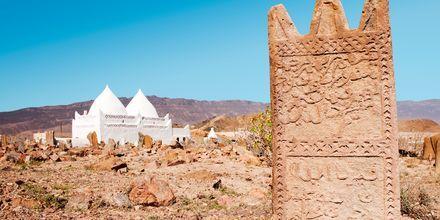 Bin Ali-mausoléet ved Mirbat utenfor Salalah