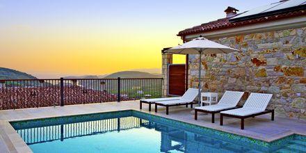 Treromsvilla på Salvator Hotel Villas & Spa i Parga