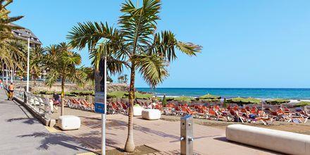 Strandpromenaden i San Agustin