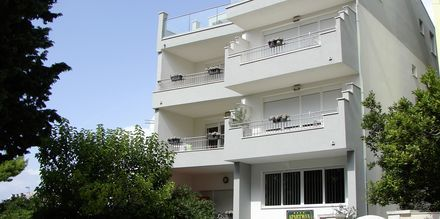 Leilighetshotell Sanja i Makarska