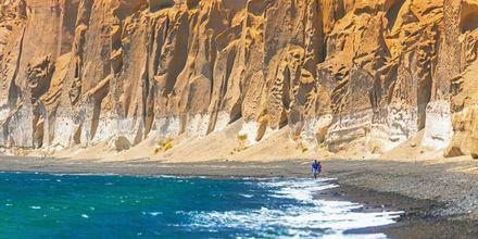 Stranden i Vlychada