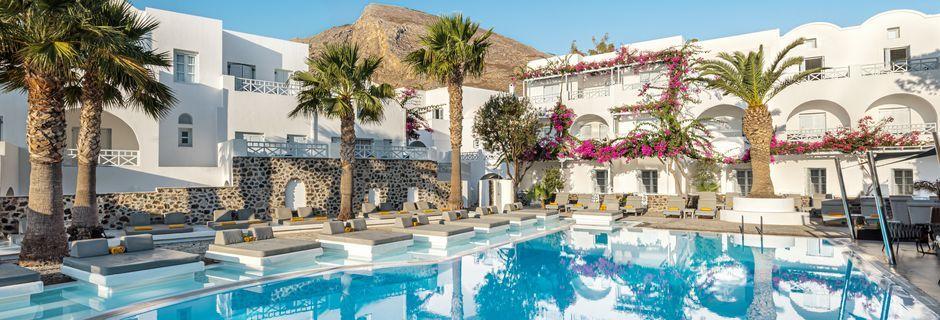 Santorini Kastelli Resort