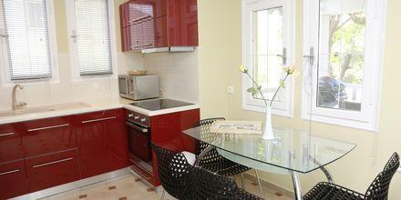 Kjøkken i leilighet