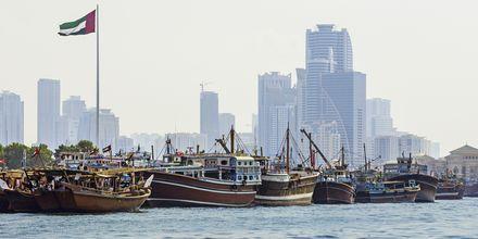 Havna i Sharjah