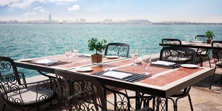 Utsikt fra restauranten La Veranda