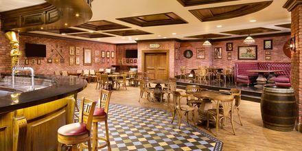 Den irske restauranten/puben Irish Harp