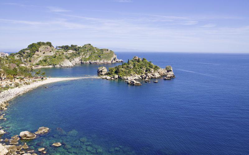 Østkysten av Sicilia