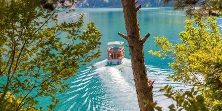 Besøk Manavgatelven under ferien i Tyrkia.