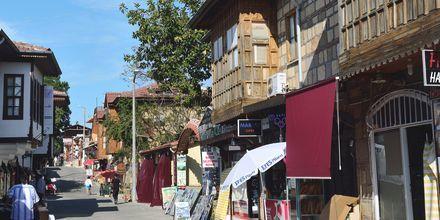Gamlebyen i Side, Tyrkia.