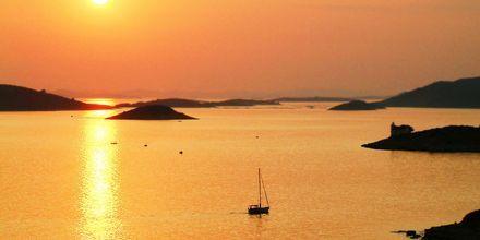 Kroatias øyparadis og nasjonalparker
