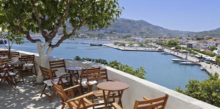 Utsikt over Skopelos by