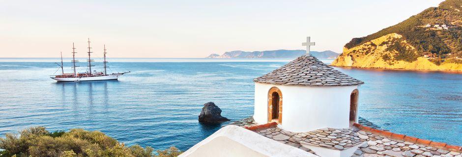 Havna på Skopelos