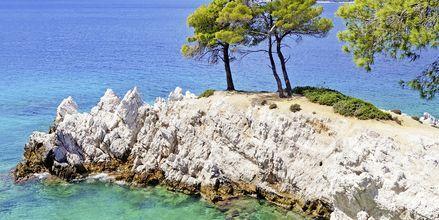 Amarantos på Skopelos