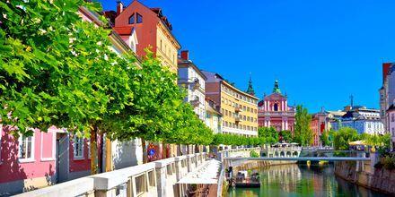 Ljubljana i Slovenia